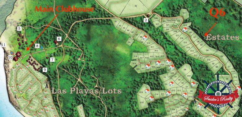 Q6 Map