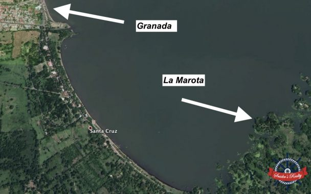 Arial Granada Island Web