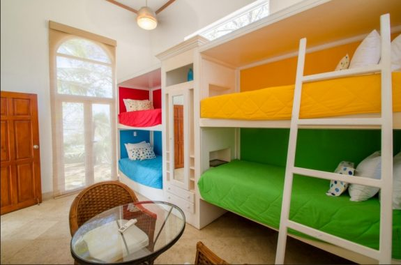 Casa Guacalito Bunk Beds Web (1)