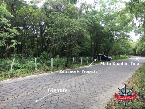 Paved Rd Commercial Gigante