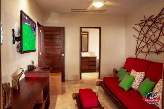Verdemar TV room